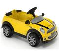 Электромобиль Mini Cooper S с электрическим мотором 6V