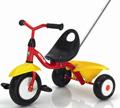 Велосипед трехколесный с корзиной и ручкой Supertrike, арт. 8174-400