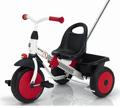 Велосипед трехколесный с корзиной и ручкой Happytrike Racing, арт. 8847-200